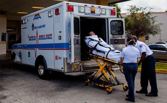 American Ambulance Inc - Miami Webpagedepot