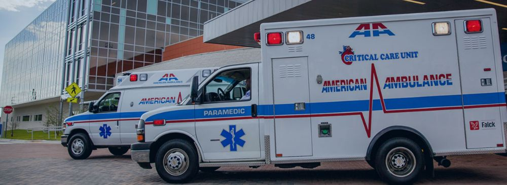 American Ambulance Inc - Miami Inter-hospital
