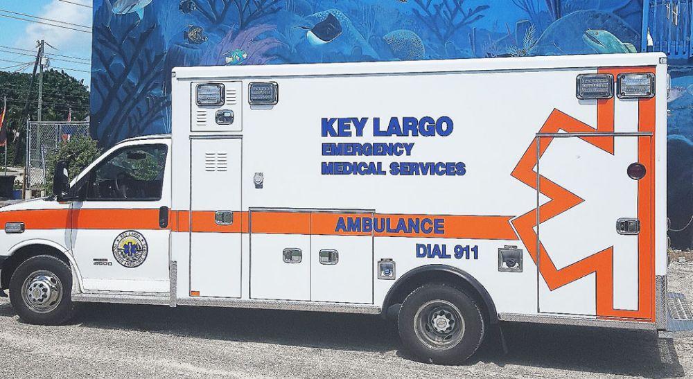 Key Largo Volunteer Ambulance - Key Largo Accommodate