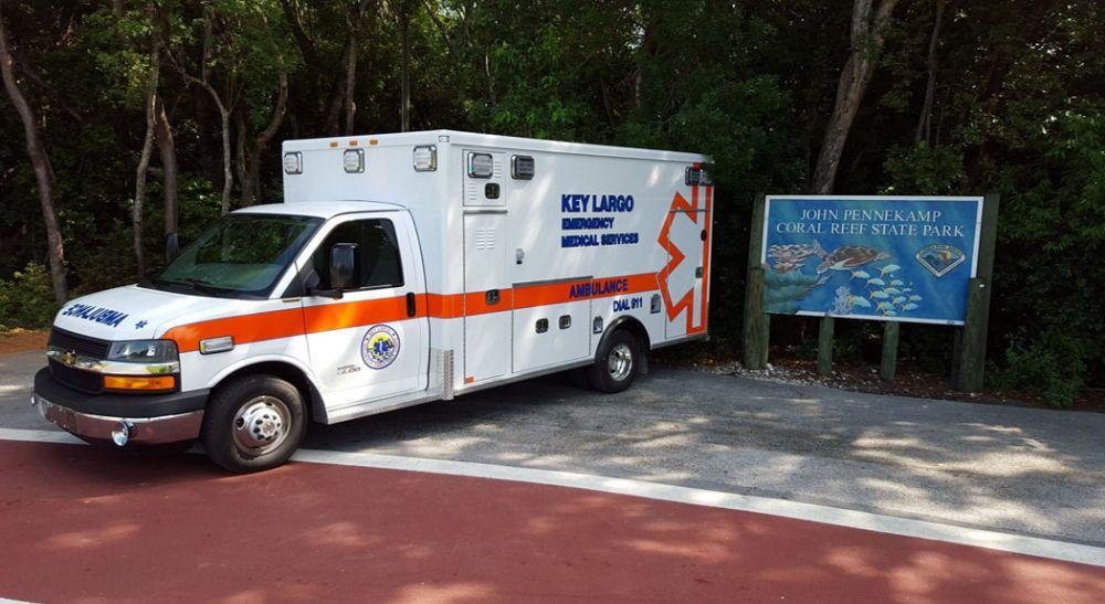 Key Largo Volunteer Ambulance - Key Largo Convenience