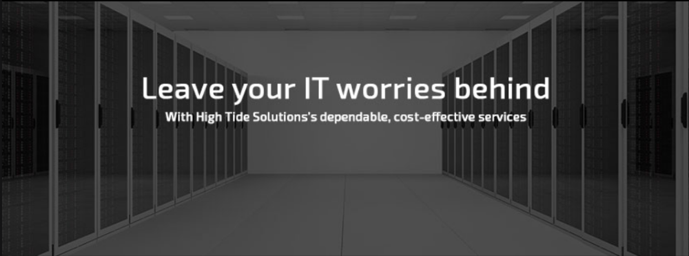 High Tide Solutions - St. Croix Appointments