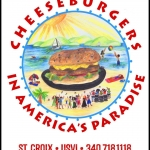 Cheeseburgers in America's Paradise - St Croix Cheeseburgers in America's Paradise - St Croix, Cheeseburgers in Americas Paradise - St Croix, Christiansted, St Croix, USVI, , Caribbean Restaurant, Restaurant - Caribbean, jerk chicken, saltfish, brown stew, , restaurant, burger, noodle, Chinese, sushi, steak, coffee, espresso, latte, cuppa, flat white, pizza, sauce, tomato, fries, sandwich, chicken, fried