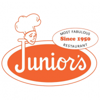 Junior's Restaurant and Bakery - Brooklyn Junior's Restaurant and Bakery - Brooklyn, Juniors Restaurant and Bakery - Brooklyn, 386 Flatbush Ave Ext, Brooklyn, NY, , american restaurant, Restaurant - American, burger, steak, fries, dessert, , restaurant American, restaurant, burger, noodle, Chinese, sushi, steak, coffee, espresso, latte, cuppa, flat white, pizza, sauce, tomato, fries, sandwich, chicken, fried