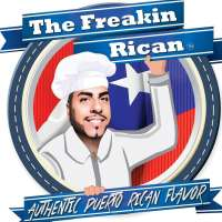 The Freakin Rican - Astoria The Freakin Rican - Astoria, The Freakin Rican - Astoria, 4306 34th Ave, Astoria, NY, , american restaurant, Restaurant - American, burger, steak, fries, dessert, , restaurant American, restaurant, burger, noodle, Chinese, sushi, steak, coffee, espresso, latte, cuppa, flat white, pizza, sauce, tomato, fries, sandwich, chicken, fried
