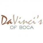 DaVinci's of Boca - Boca Raton Logo