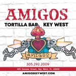 Amigos Tortilla Bar - Key West Amigos Tortilla Bar - Key West, Amigos Tortilla Bar - Key West, 425 Greene St, Key West, FL, Monroe, Mexican restaurant, Restaurant - Mexican, taco, burrito, beans, rice, empanada, , restaurant, burger, noodle, Chinese, sushi, steak, coffee, espresso, latte, cuppa, flat white, pizza, sauce, tomato, fries, sandwich, chicken, fried