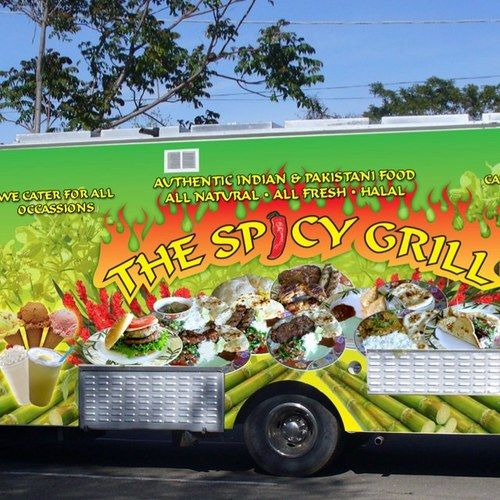 The Spicy Grill - St Croix Restaurants