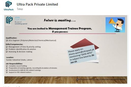 Ultra Pack - Lahore Affordability