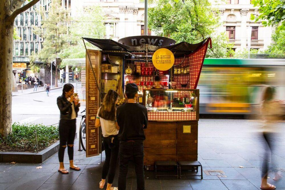 La Petite Crêperie - Melbourne Availability