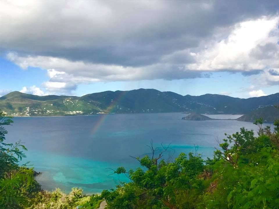 The Country of US Virgin Islands - St. Thomas Combination