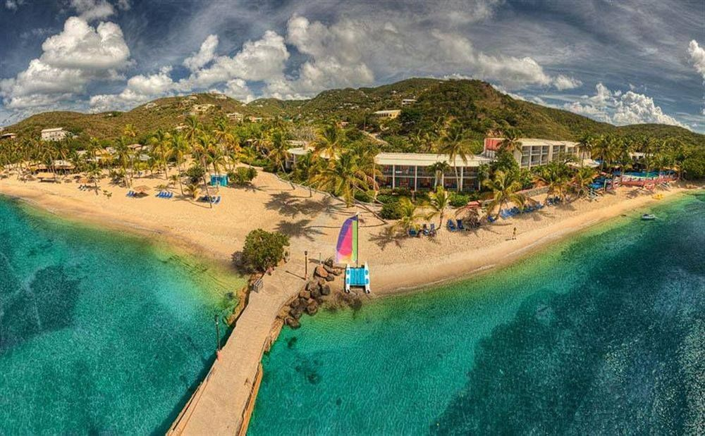 The Country of US Virgin Islands - St. Thomas Traditionally