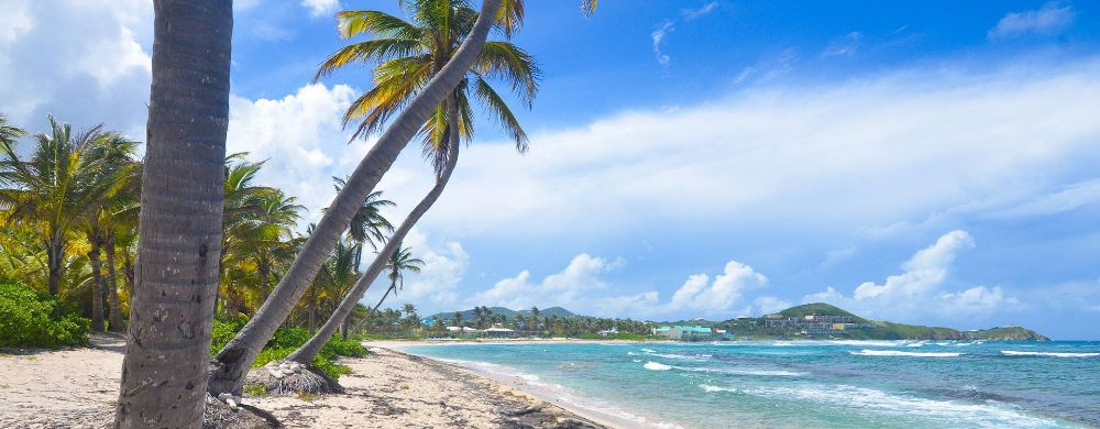 The Country of US Virgin Islands - St. Thomas Informative