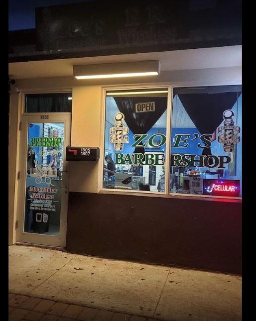 Zoe's Barber Shop - West Palm Webpagedepot