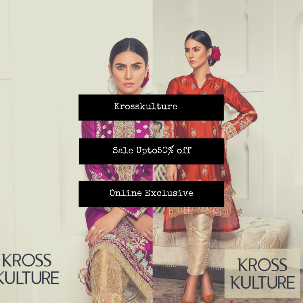 Krosskulture Lahore- Online Clothing Women Store Affordability
