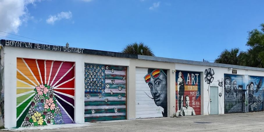 Boynton Beach Art District - Boynton Beach Information