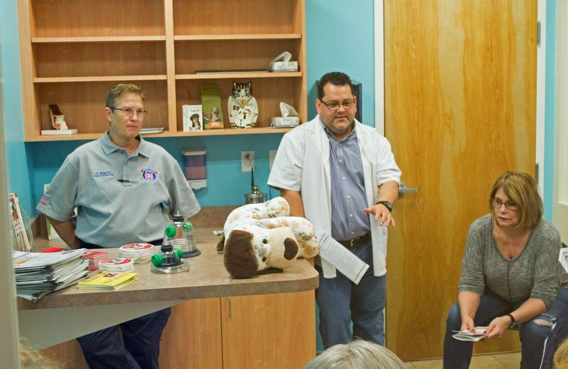 Colonial Gateway Veterinary Informative
