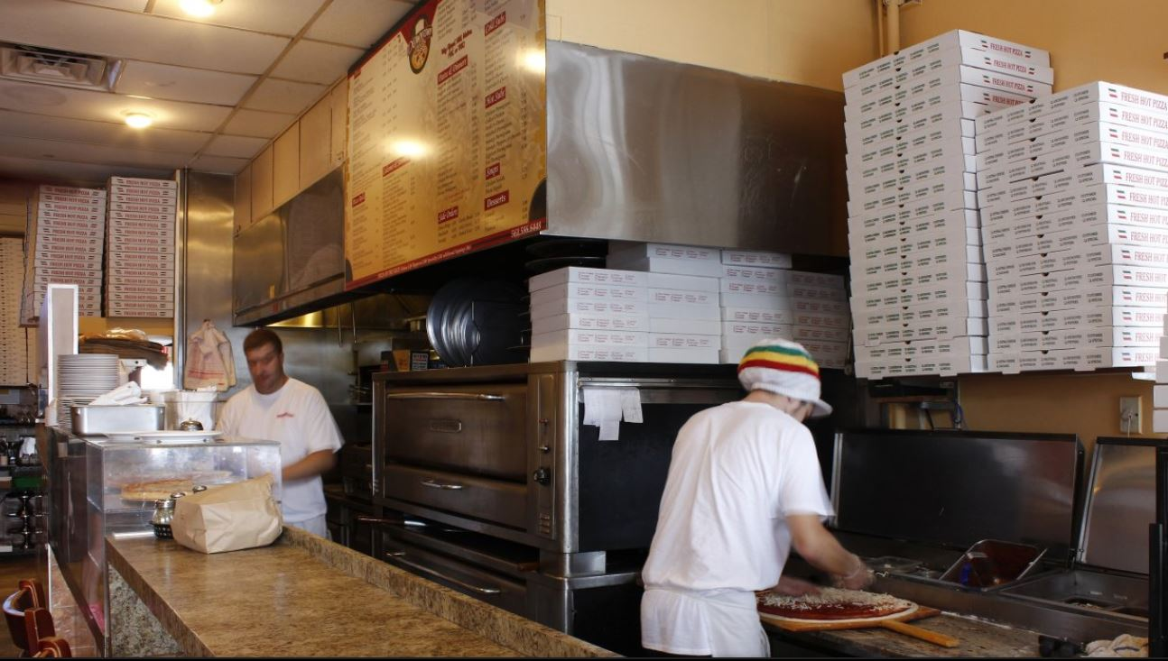 Downtown Pizza - Lake Worth Maintenance