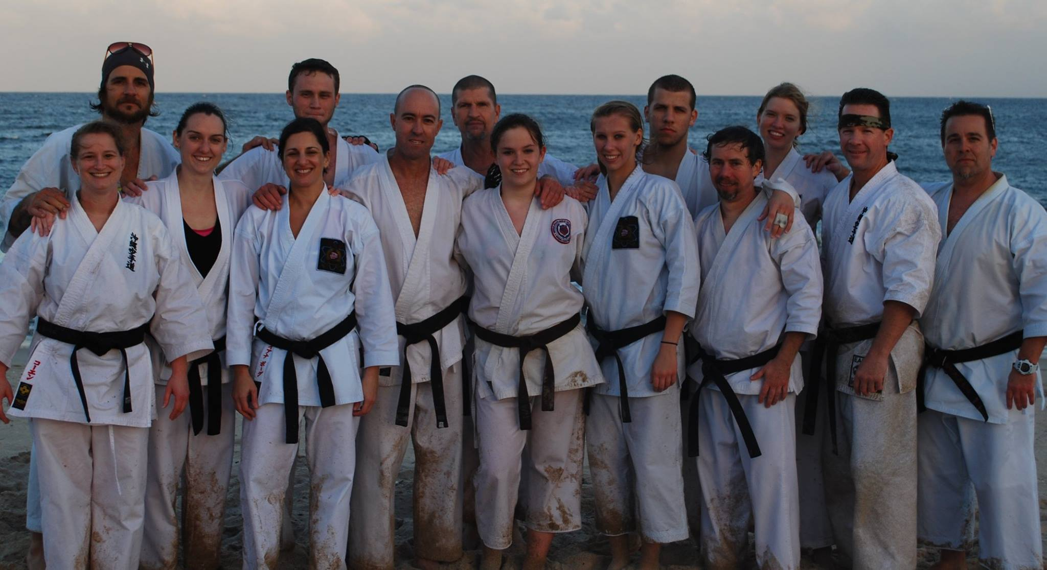East West Okinawan Karate Positively