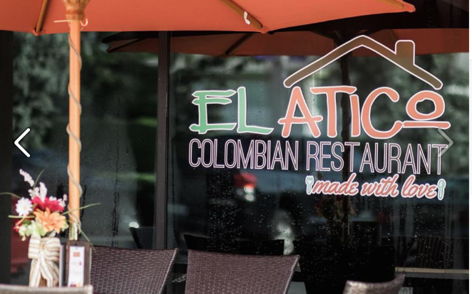 El Atico Restaurant Documentation
