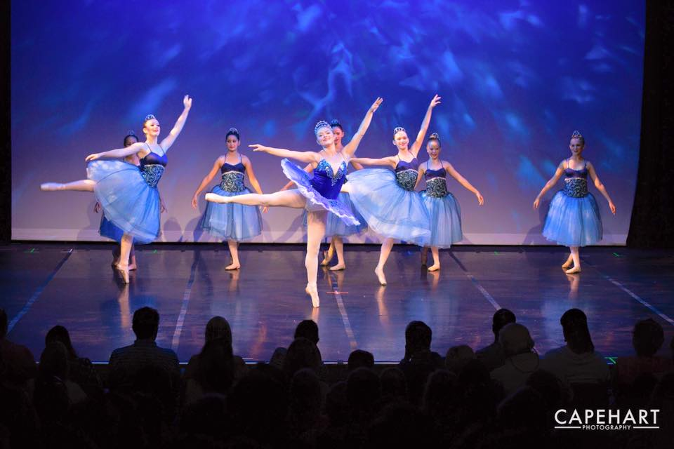 Florida Dance Conservatory Positively