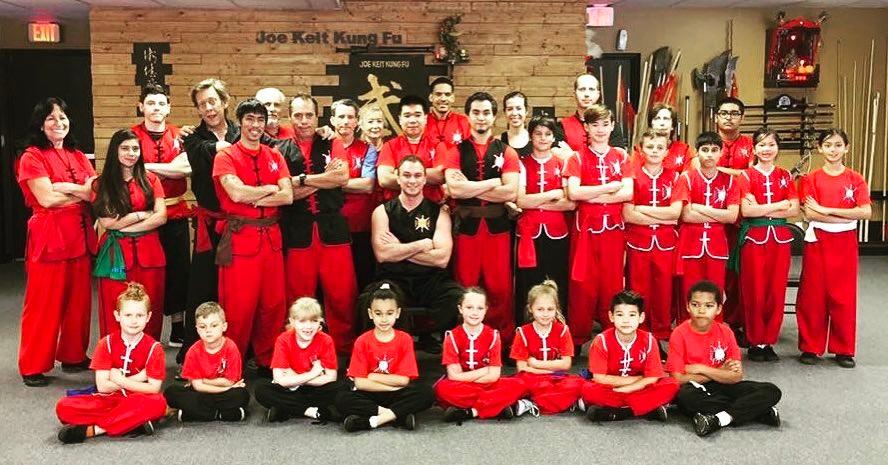 Joe Keit Kung Fu - Boynton Beach Certification