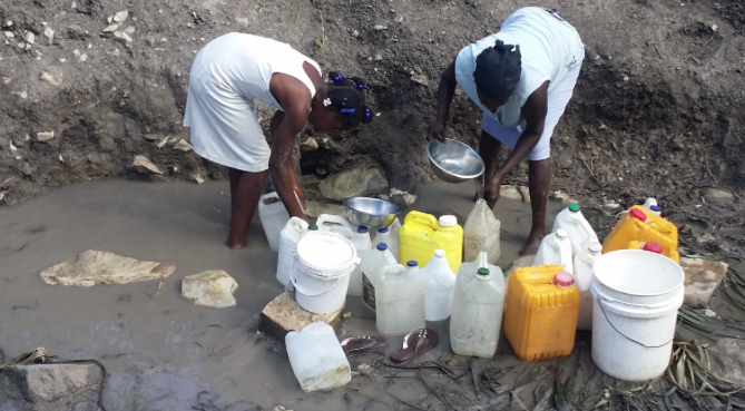 Haitian Living Water - New Cumberland Webpagedepot