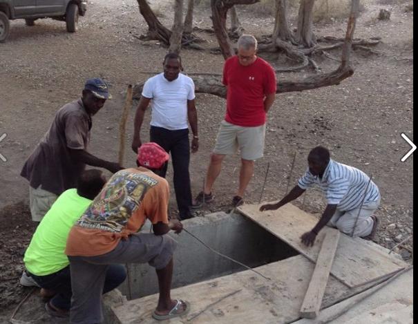 Haitian Living Water - New Cumberland Wheelchairs