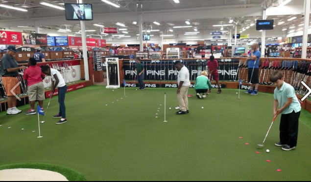 PGA TOUR Superstore - Delray Beach Wheelchairs
