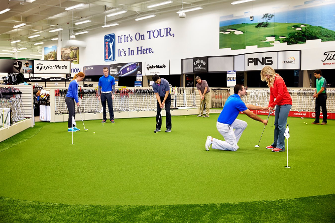 PGA TOUR Superstore - Delray Beach Affordability