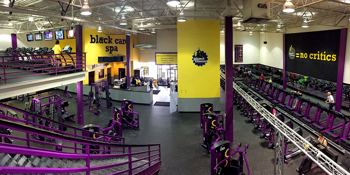 Planet Fitness LW Information