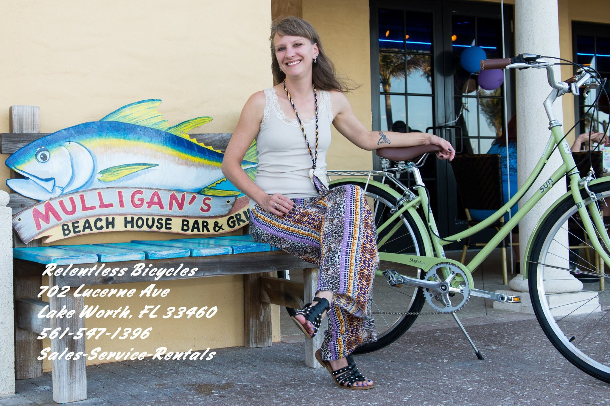 Relentless Bicycles - Lake Worth Organization