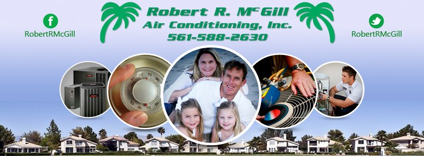 Robert R. McGill Air Conditioning Conditioning