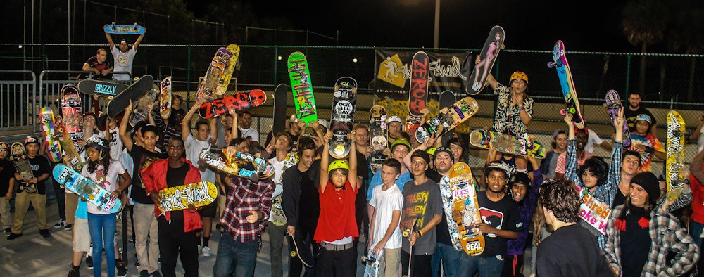 Shred Shed - Lake Worth Documentation