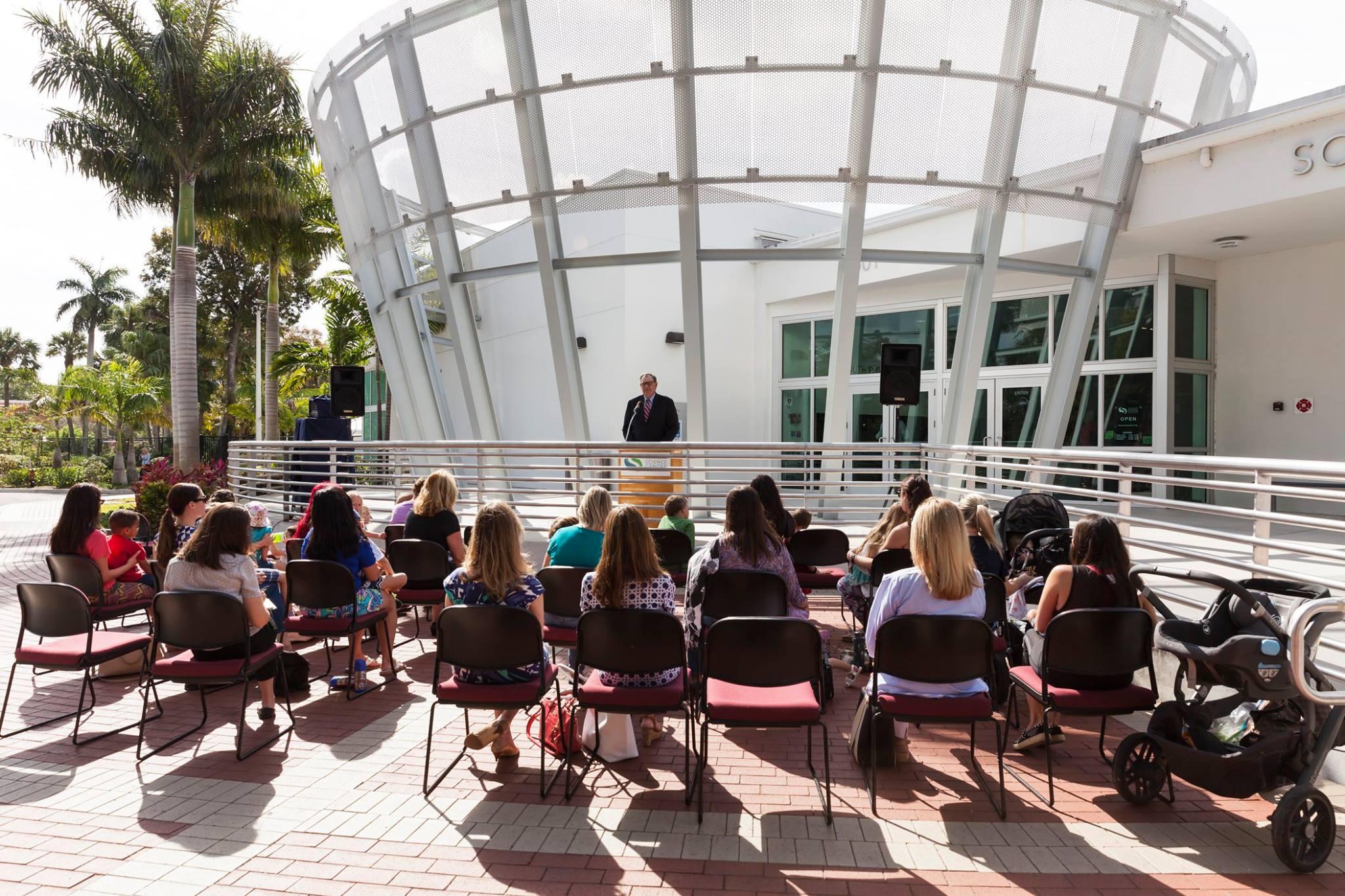 South Florida Science Center and Aquarium Positively