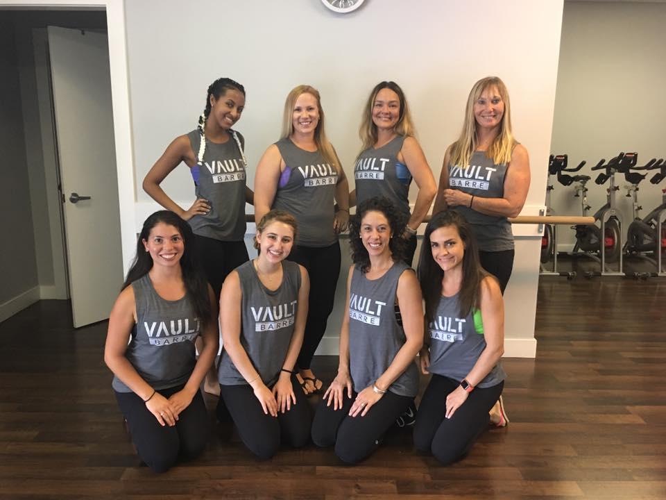 Vault Fitness Information
