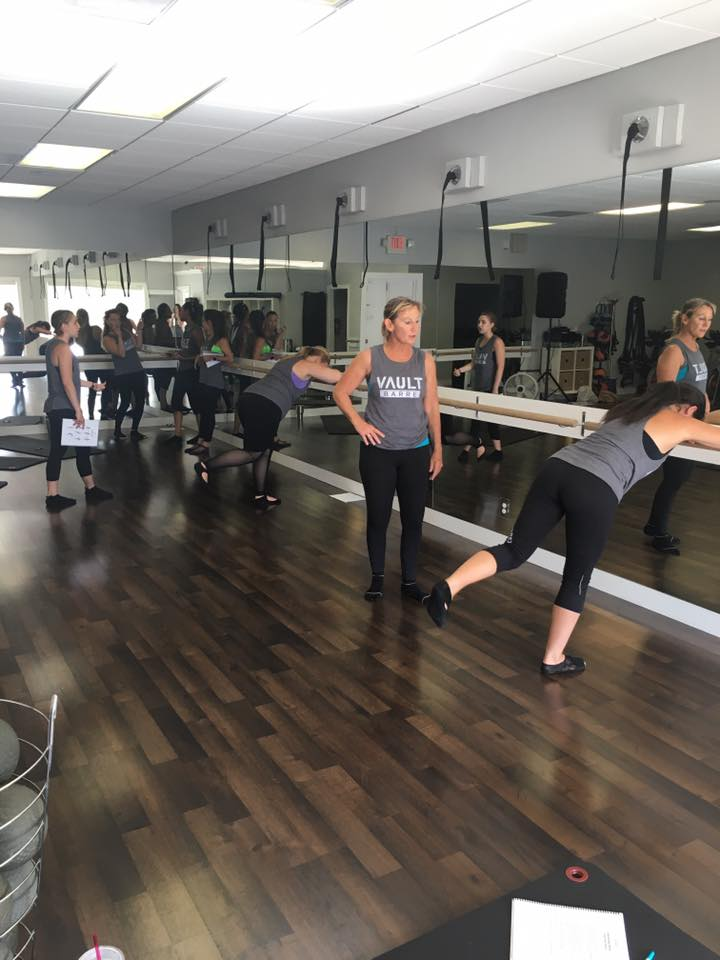 Vault Fitness Questions