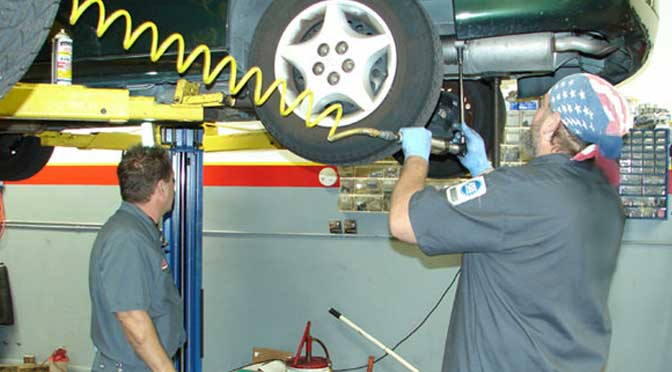 A-1 Quality Car Care - Palm Springs Informative