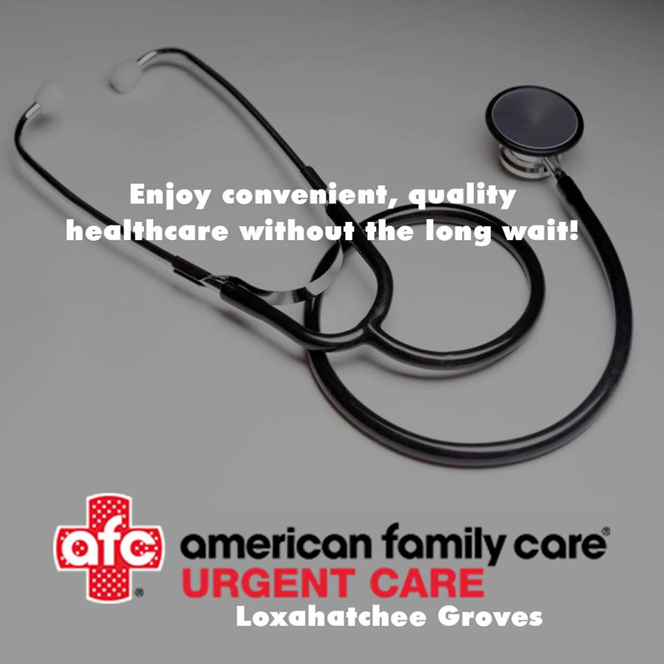 AFC Urgent Care Loxahatchee Groves Loxahatchee
