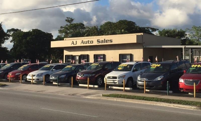 AJ Auto Sales auto service