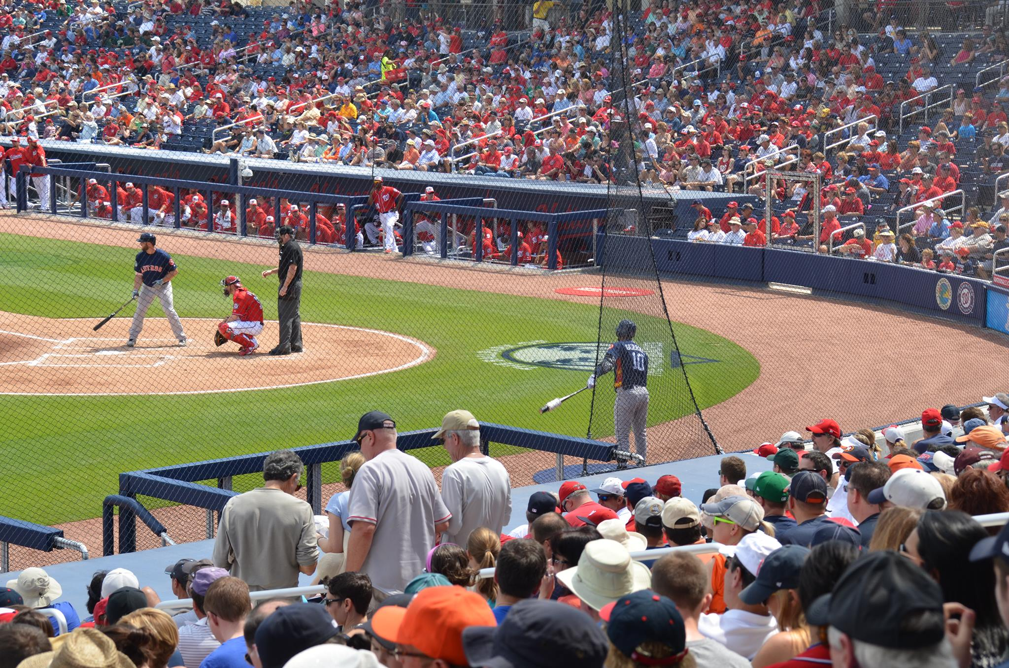 The Ballpark of the Palm Beaches Positively
