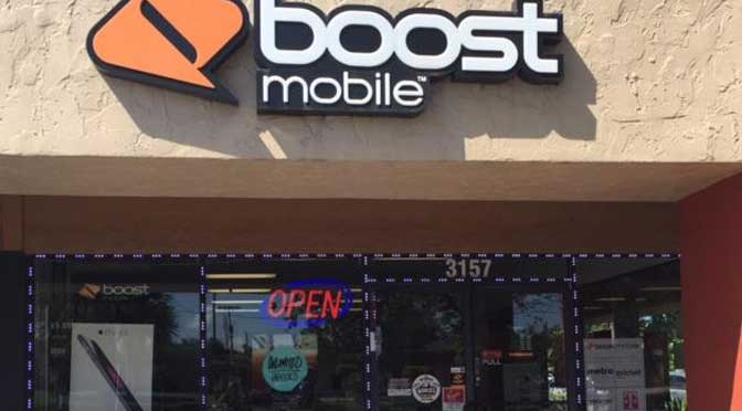 Boost Mobile by Golden Wireless - Palm Springs Wheelchairs