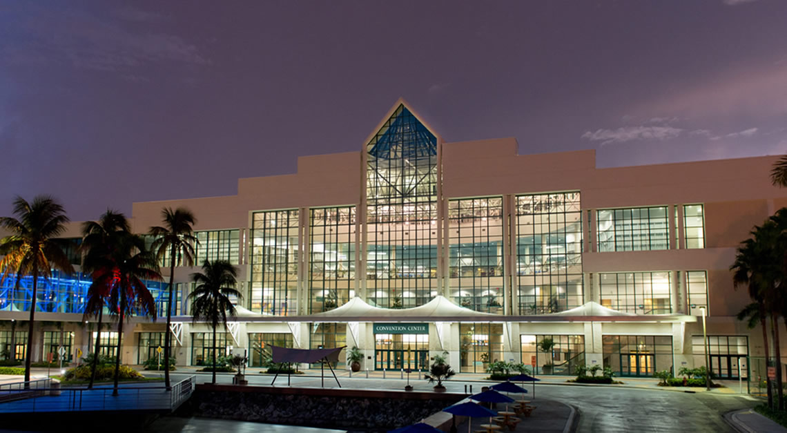Broward County Convention Center Informative