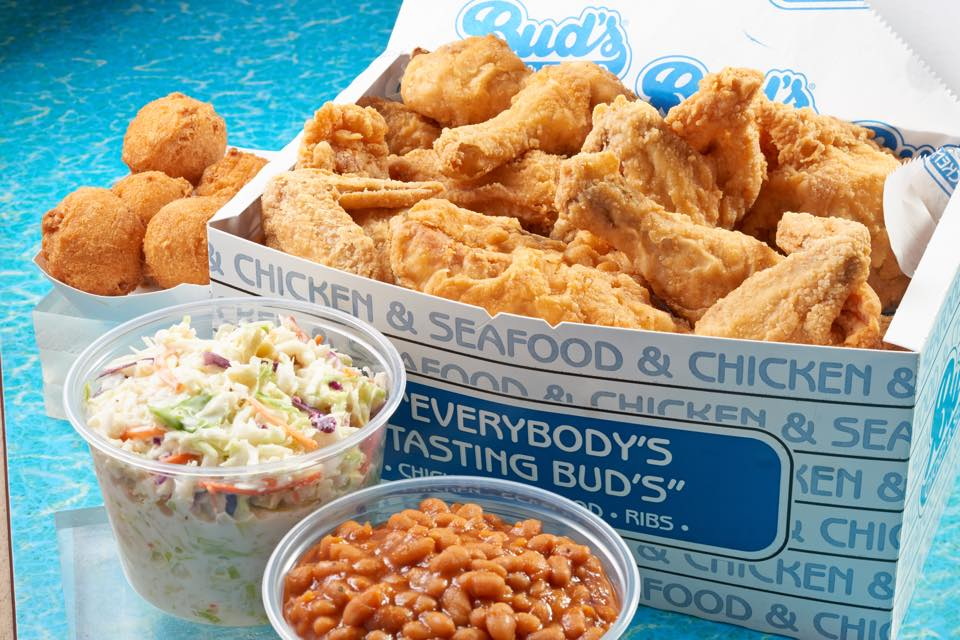 Bud's Chicken & Seafood Informative