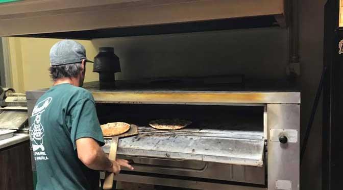Camilli's Pizza Establishment