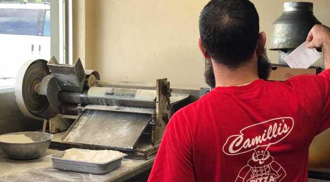 Camilli's Pizza Regulations