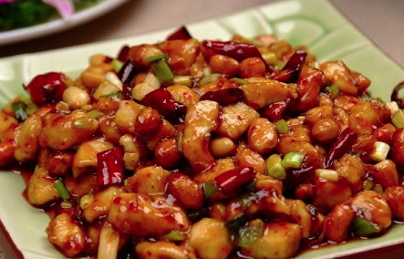 China Garden Palm City sweet and sour