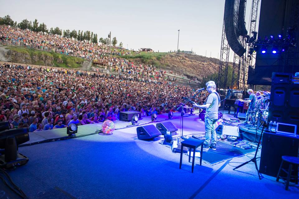 Coral Sky Amphitheatre Positively