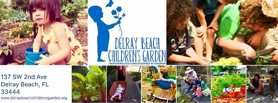 Delray Beach Children's Garden planted space