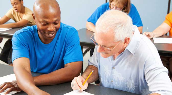 Department Of Adult and Community Education - Palm Springs Certification