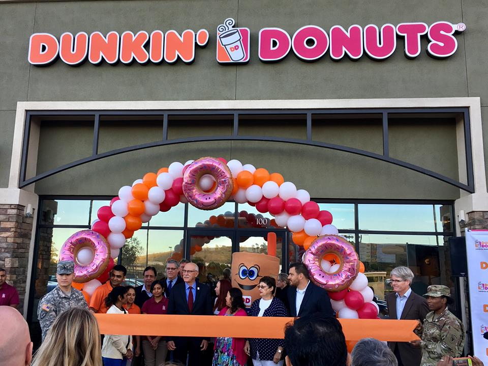 Dunkin' Donuts-Greenacres home fries